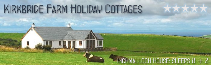 Inchmalloch House - Luxury Holiday Cottage in Scotland