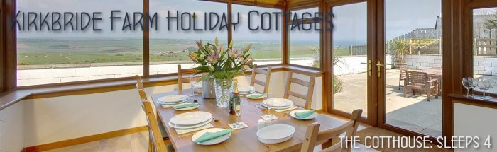 The Cotthouse Conservatory - Scottish Holiday Accommodation